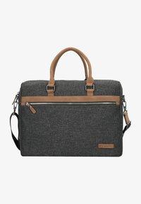 Bugatti - Briefcase - grau - 0