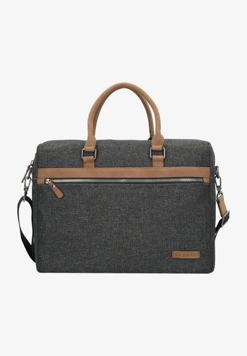Briefcase - grau