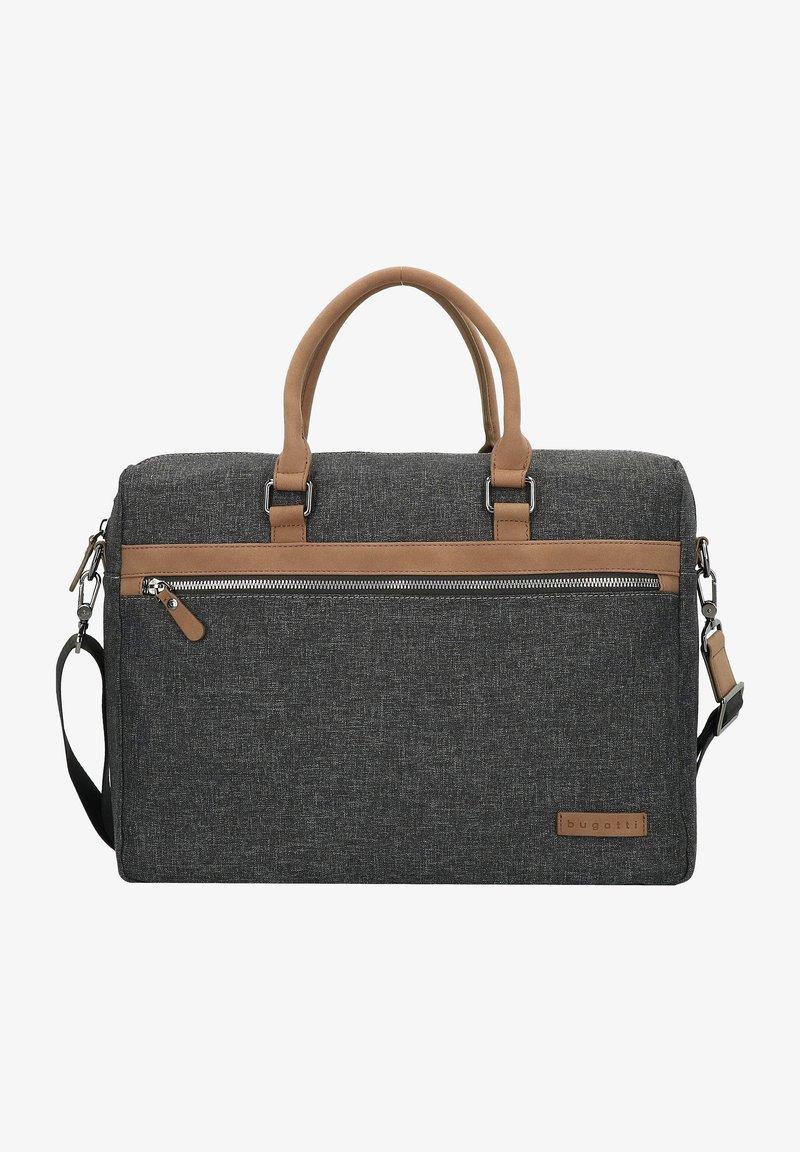 Bugatti - Briefcase - grau