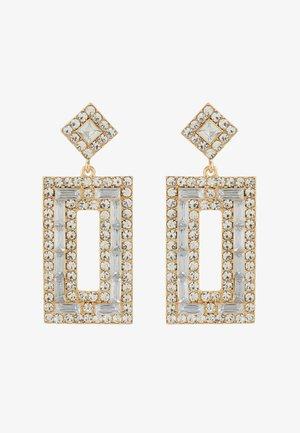 ONLBRIGHT EARRING - Earrings - gold-coloured