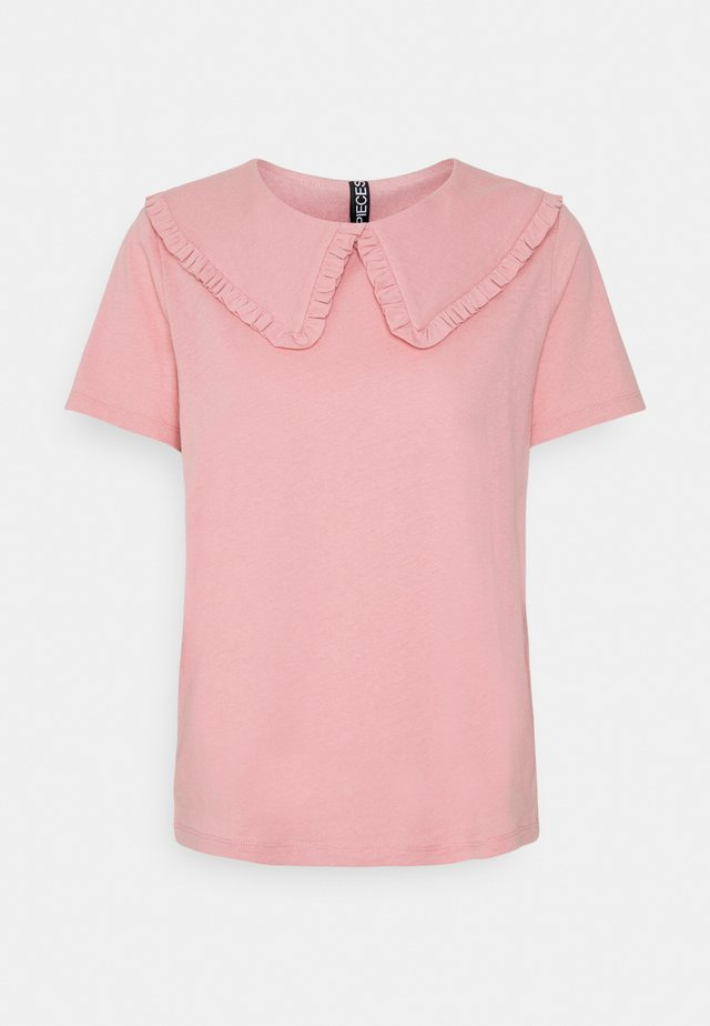 PCANIKA TEE - T-shirt z nadrukiem - bridal rose