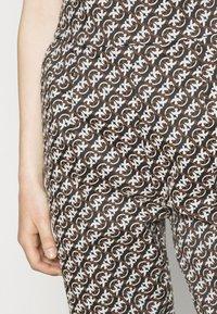 Pinko - NATALIA - Spodnie materiałowe - black - 5