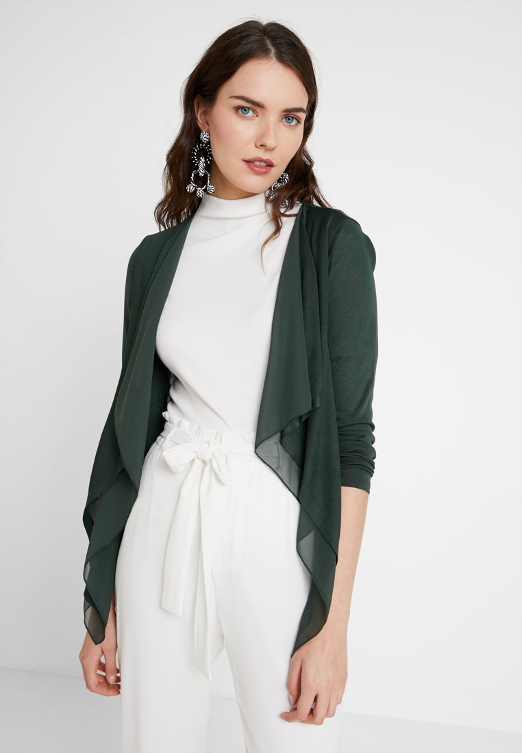 More & More - JACKET - Cardigan - tropical green