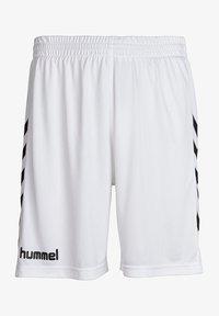 Hummel - Sports shorts - white pr - 0