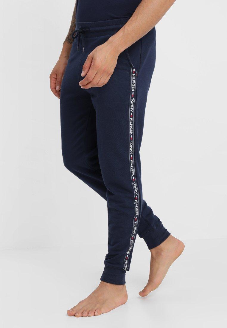 Tommy Hilfiger - TRACK PANT - Pyjama bottoms - blue