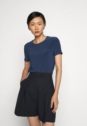 VALETTE - Jednoduché triko - blau
