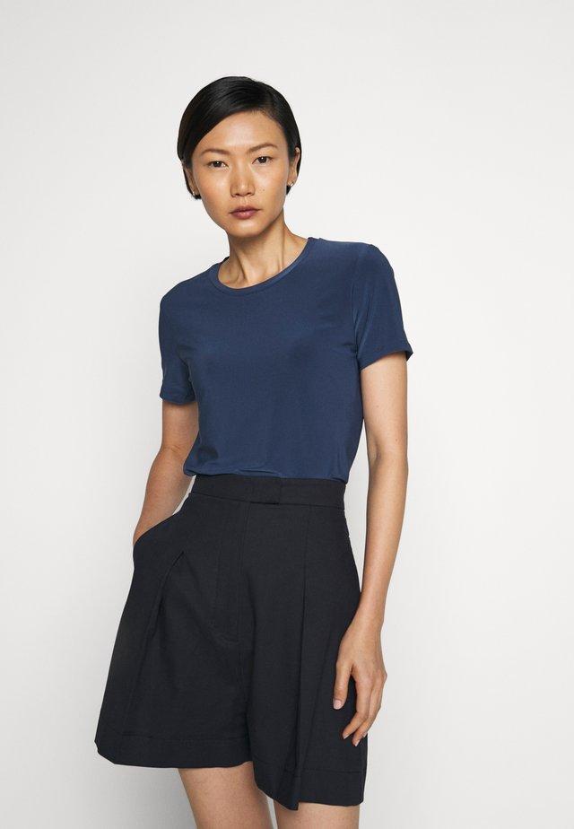 VALETTE - T-Shirt basic - blau