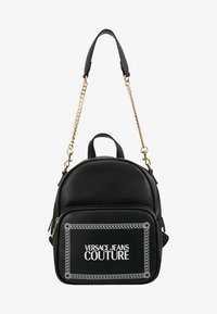 Versace Jeans Couture - BACKPACK - Rucksack - black - 5