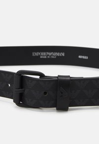 Emporio Armani - Pásek - black - 2