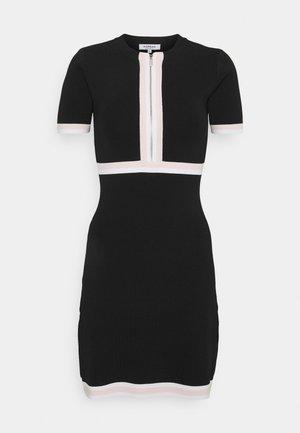RMAYA - Jumper dress - noir