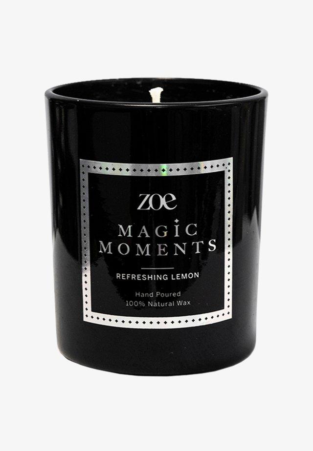 MAGIC MOMENTS  REFRESHING LEMON - Geurkaars - black
