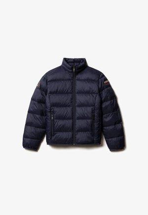 ALIES - Winter jacket - blu marine