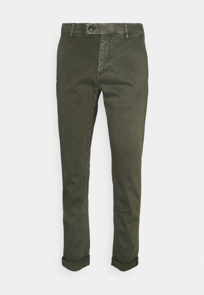 Strellson - Chino kalhoty - olive