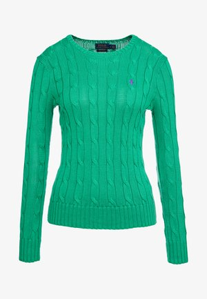 CLASSIC - Jumper - preppy green