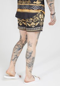 SIKSILK - STANDARD - Szorty - ocean black - 2