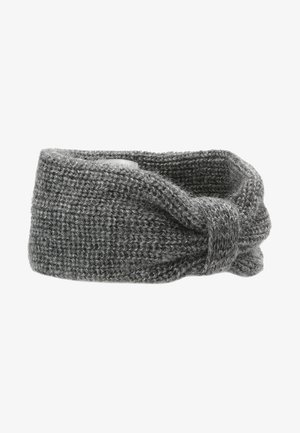 Ear warmers - dark grey