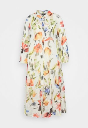 MILUNA DRESS  - Shirt dress - snow white
