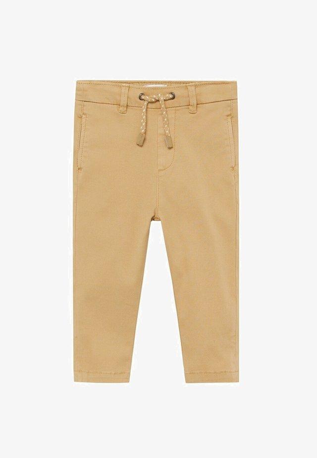 Tygbyxor - beige