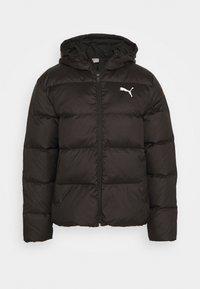 Puma - JACKET - Down jacket - black - 0