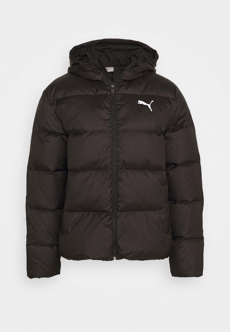 Puma - JACKET - Down jacket - black