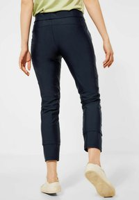Street One - LOOSE FIT - Trousers - blau - 1