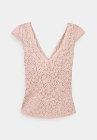 ONLY - ONLALBA  - T-shirts - misty rose - 1