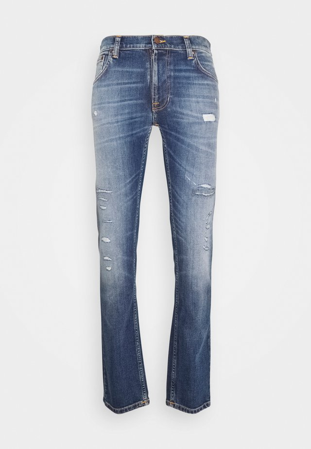THIN FINN - Jeans slim fit - lonesome blues