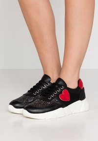 Love Moschino - Trainers - nero - 0