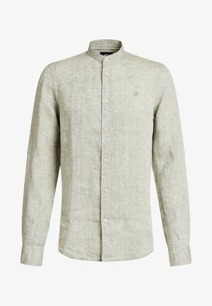 SLIM FIT - Overhemd - greyish green