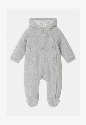 PADDED  - Overall / Jumpsuit - grey melange