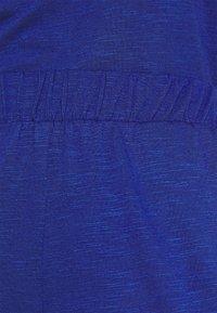 Vila - VINOEL - Shorts - mazarine blue - 4