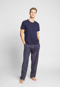 Pier One - Pyjama bottoms - dark blue - 1