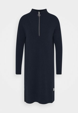 Jumper dress - scandinavian blue