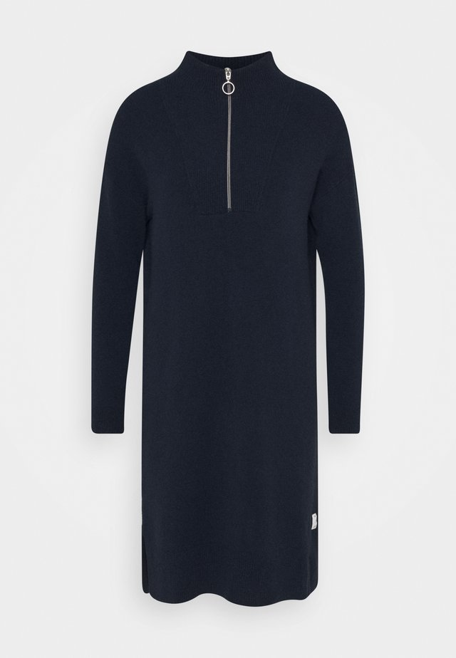 Robe pull - scandinavian blue