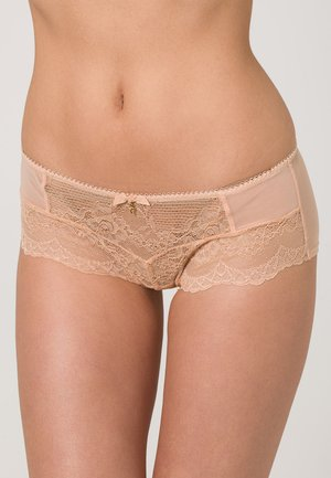 LACE - Pants - nude