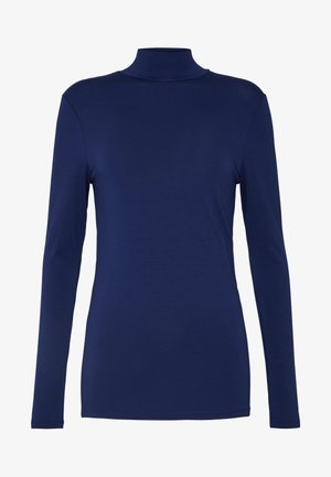 SFMIO HIGHNECK  - Long sleeved top - medieval blue
