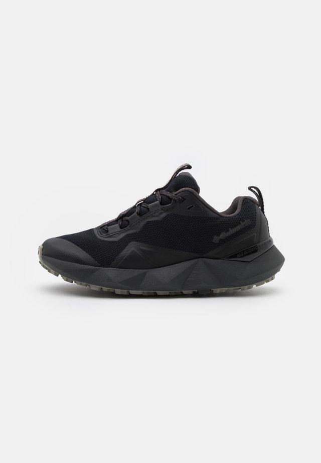 FACET15 - Chaussures de marche - black/grey green
