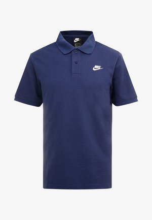 M NSW CE POLO MATCHUP PQ - Polo shirt - midnight navy/white