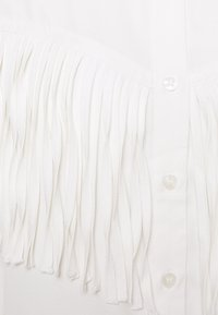Gina Tricot - DIANA FRINGE - Button-down blouse - offwhite - 2