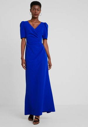 Occasion wear - royal sapphire