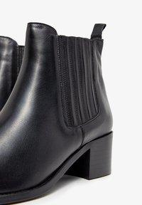 Bianco - BIACAROL  - Classic ankle boots - black - 3