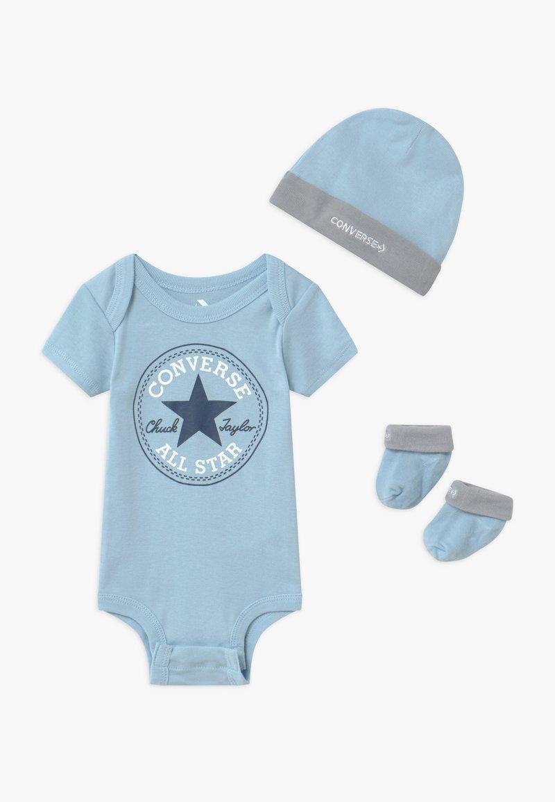 Converse - CLASSIC INFANT SET - Dárky pro nejmenší - pacific blue coast