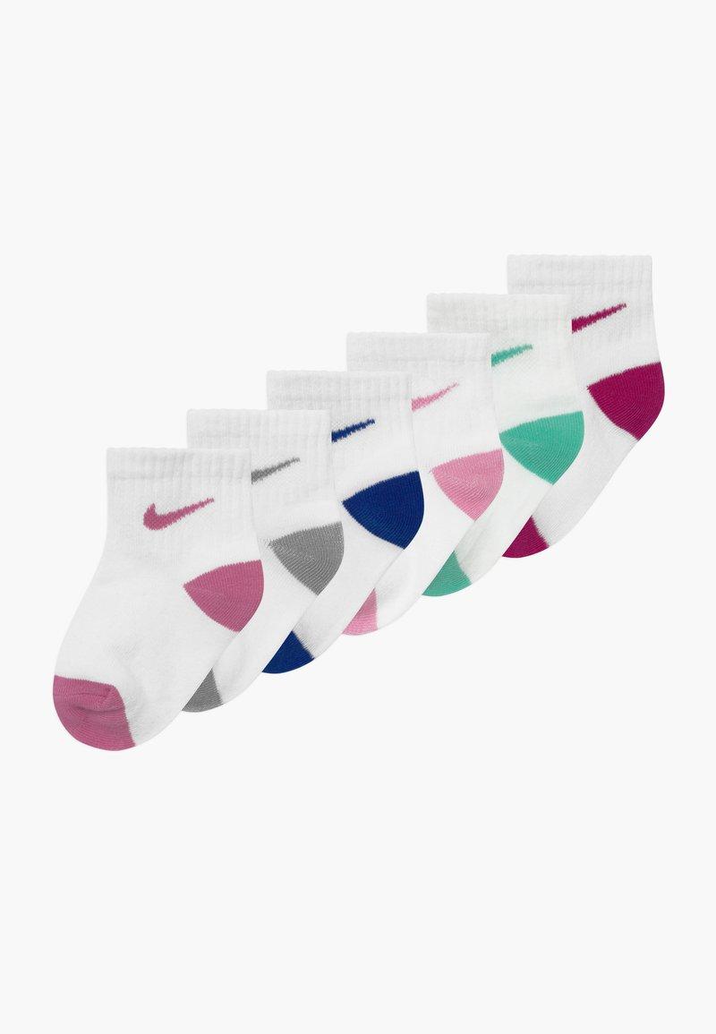 Nike Sportswear - ANKLE BABY 6 PACK - Sokken - pink
