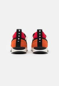 Marni - Trainers - orange/white - 2