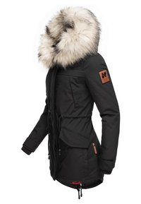 Navahoo - WINTERMANTEL LADY LIKE - Winter coat - black - 2