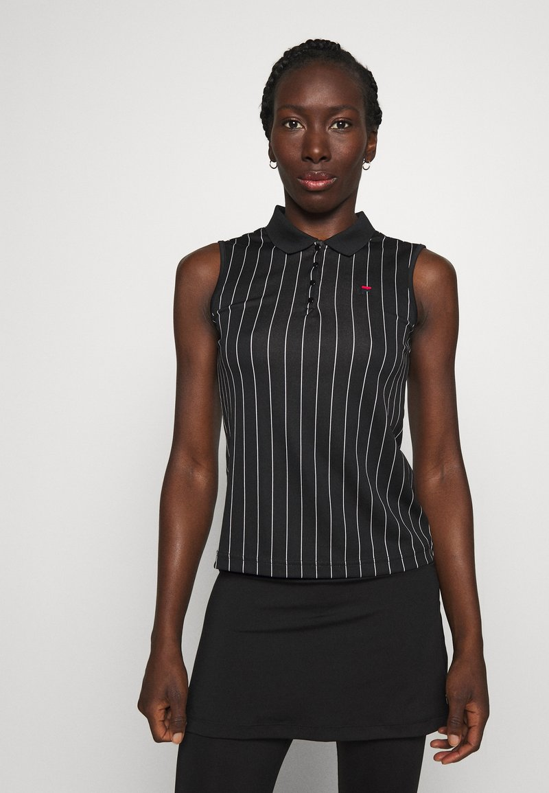 Fila - AMERICAN PIA - Sports shirt - black