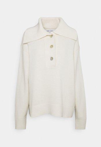 HAILEY - Jumper - antique white