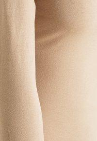 New Look - Top sdlouhým rukávem - camel - 2