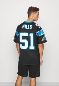 Mitchell & Ness - CAROLINA PANTHERS LEGACY - Article de supporter - black - 2