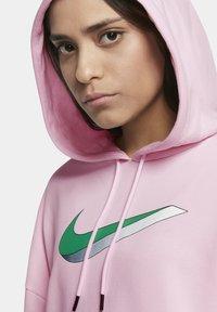 Nike Sportswear - HOODIE - Hoodie - pink foam - 3